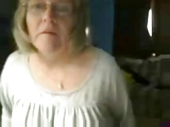 54 years Busty Granny,..