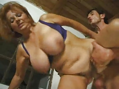 Correct mature redhead with..