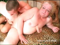 3some give mature sucking..