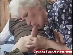 Grandma impatient for..