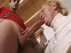 Grannies loves young cocks VII