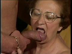 Naff granny is demise for a..