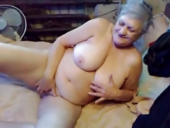 75yr ancient Busty Granny..
