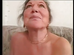 Matured Granny Gets Fucked