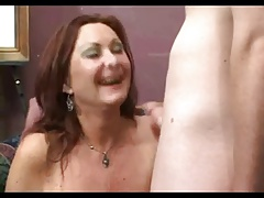 Lovely Mature Milf Seduces..