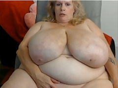 old bbw successfully tits