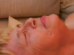 Horny Granny Gets Lose one's..