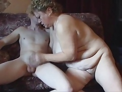 Chubby Mature Gets That..