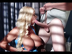 BUSTY GILF NEEDS SOME COCK!!