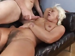 Granny realize fucked - 15