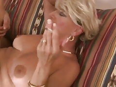 Hot Blonde Older Mature..