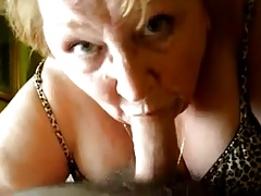 BBW Head #327 (Fat Granny..