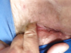 Grannies old hairy pussy 2