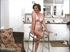 Frisky Granny rendering two..