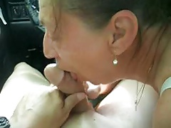 Affectionate Blowjob in the..