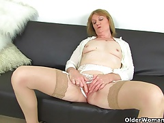 British milf Clare Cream..