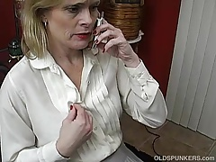 Sexy mature babe House of..