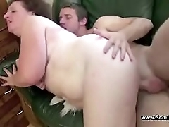 Men Fuck Fat Granny with..