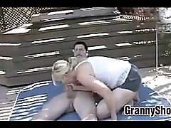 Granny Has Sexual connection..