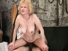 Horny Granny Needs Hither..