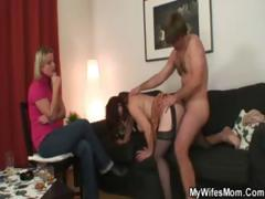 Mom Fucked Wide of Her..