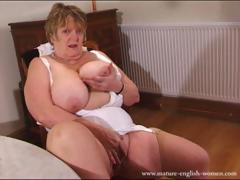 Mature English Amateur BBW..