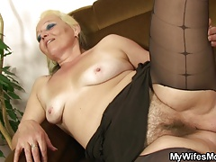 Mother inlaw taboo sex..