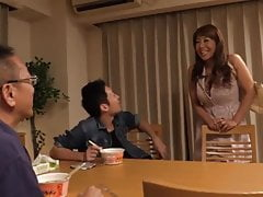 Japanese Mature Mommy Gets..