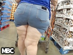 Granny PAWG untouched..