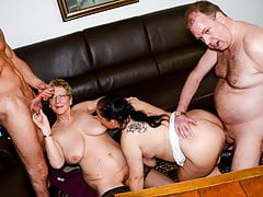 AmateurEuro - 4some..