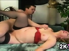 Old Whore Obtaining Fucked